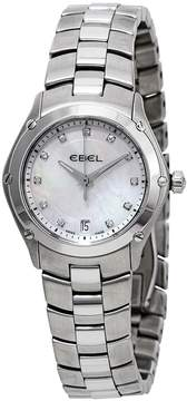 Ebel Classic Sport Mother of Pearl Dial Diamond Ladies Watch