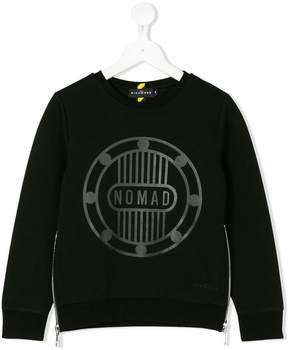 John Richmond Kids printed sweatshirt
