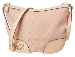 Gucci Pink Lurex Lovely Messenger. - PINK MULTI - STYLE