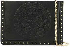 Balmain Mini Domaine clutch bag