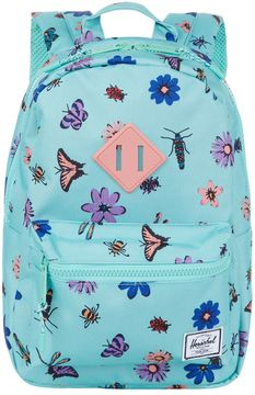 Herschel Heritage Floral Butterfly Backpack