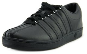 K-Swiss Classic 88 Men Round Toe Leather Fashion Sneakers.