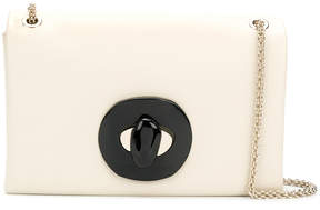 Giorgio Armani twist-lock shoulder bag