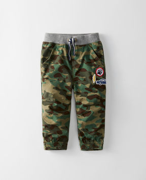 Hanna Andersson Comfy Canvas Joggers