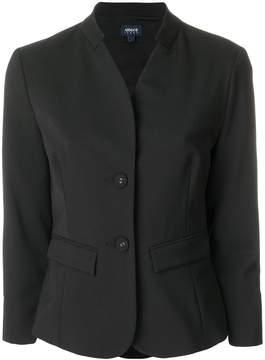 Armani Jeans cropped jacket