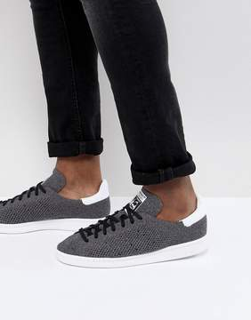 adidas Stan Smith Sneakers In Black BZ0118