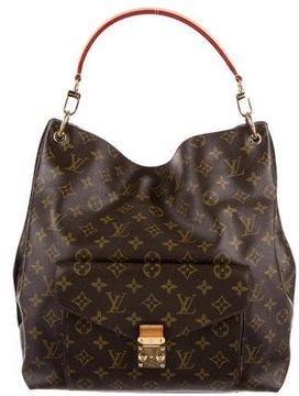 Louis Vuitton Monogram Mètis Bag - BROWN - STYLE