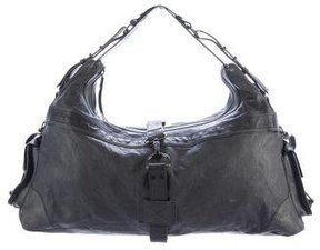 McQ by Alexander McQueen Large Leather Hobo