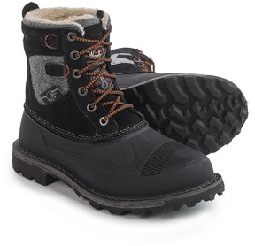 Woolrich Fully Wooly Lace Pac Boots - Waterproof, Insulated (For Men)