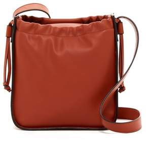 French Connection Dane Faux Leather Crossbody