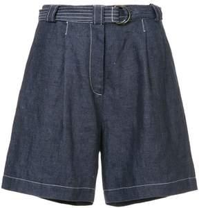Lee Mathews Tyler denim shorts
