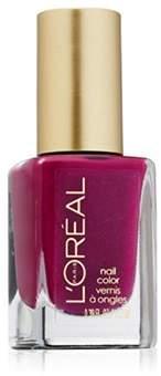 L'Oreal Paris Colour Riche Nail Polish, 500, Violet Vixen.