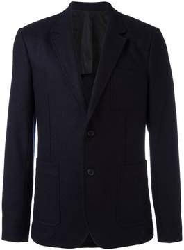 Ami Alexandre Mattiussi half-lined two button jacket