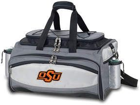 Picnic Time Oklahoma State Cowboys Vulcan Portable Barbecue Tote Set