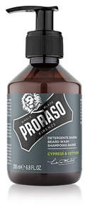 Proraso Beard Wash - Cypress Vetyver