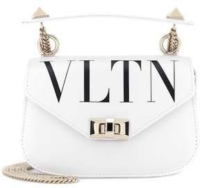 Valentino VLTN leather shoulder bag