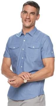 Apt. 9 Men's Premier Flex Slim-Fit Stretch Button-Down Shirt