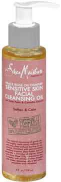 Shea Moisture Sheamoisture SheaMoisture Peace Rose Cleansing Oil