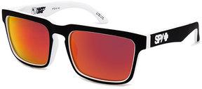SPY Happy Lens Helm Whitewall Sunglasses