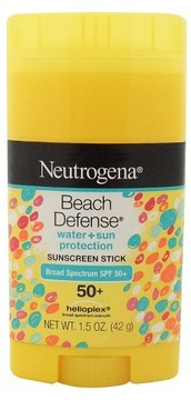 Neutrogena® Beach Defense® Sunscreen Stick - SPF 50+ - 1.5oz
