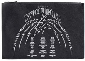 Givenchy World Tour Logo Medium pouch