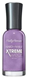 Sally Hansen Hard As Nails Xtreme Wear Nail Color Polish 445 Violet Voltage.