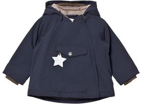 Mini A Ture Wang, M Jacket Blue Nights