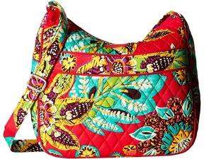 Vera Bradley Carryall Crossbody Cross Body Handbags - RUMBA - STYLE