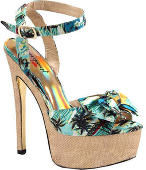 Luichiny Love Potion Stiletto Sandal (Women's)