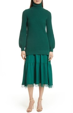 N°21 Women's N?21 Lace Trim Dress