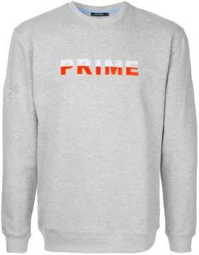 GUILD PRIME logo print sweatshirt