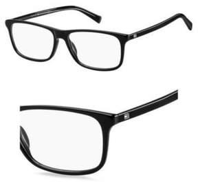 Tommy Hilfiger Eyeglasses T_hilfiger 1452 0A5X Black Gray