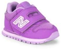 New Balance Little Girl's & Girl's Color Up Grip-Tape Sneakers