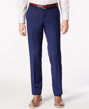 Bar III Cobalt Blue Slim-Fit Pants, Created for Macy's