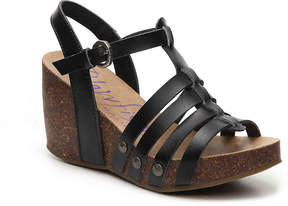 Blowfish Women's Humble Wedge Sandal