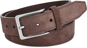 Fossil Men's Jim Gray Leather Belt