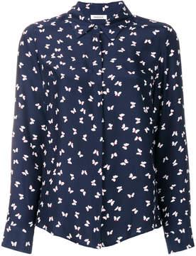 P.A.R.O.S.H. butterfly print shirt