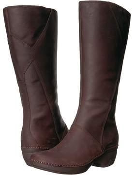 Merrell Emma Tall Leather Women's Boots