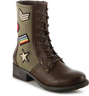 Mia Women's Nate Combat Boot