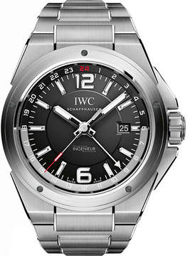 IWC IW324402 Ingenieur stainless steel automatic movement watch