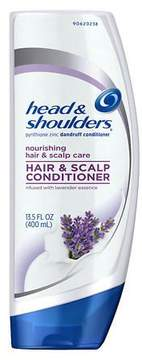 Head & Shoulders Nourishing Hair and Scalp Care Dandruff Conditioner Lavender Essence