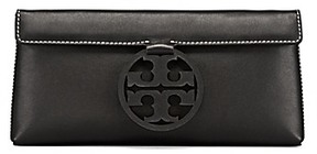 Tory Burch Miller Clutch - BLACK - STYLE