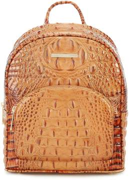 Brahmin Toasted Almond Collection Mini Dartmouth Backpack