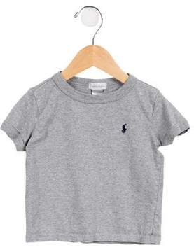 Ralph Lauren Boys' Short Sleeve Shirt