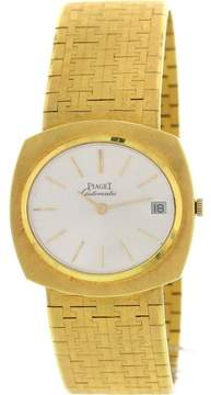 Piaget 13441.A27 18K Yellow Gold Vintage Men