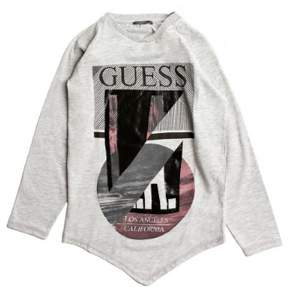 GUESS Boy's Long-Sleeve Graphic Tee (8-18)