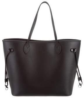 Louis Vuitton Epi Neverfull MM Black
