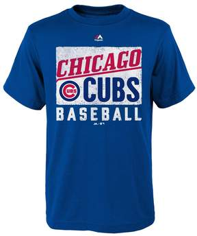 Majestic Boys 8-20 Chicago Cubs Out of the Box Tee