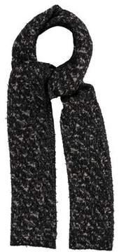 Rag & Bone Knit Wool-Blend Scarf