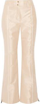 Fendi Metallic Ski Pants - Gold